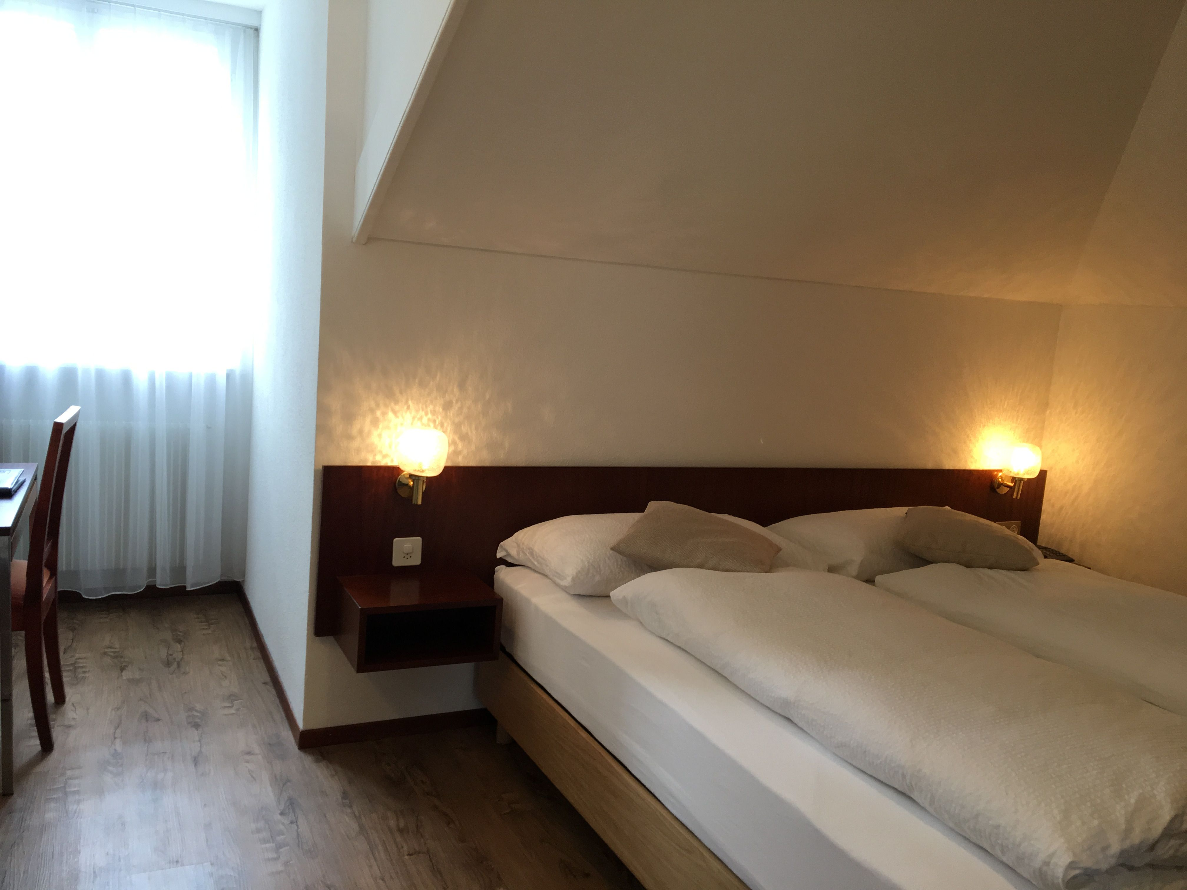 Hotel de Chailly - Rooms