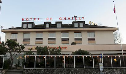 Hotel de Chailly - Building