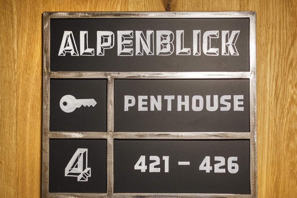 Hotel Alpenblick - rooms lookup 7
