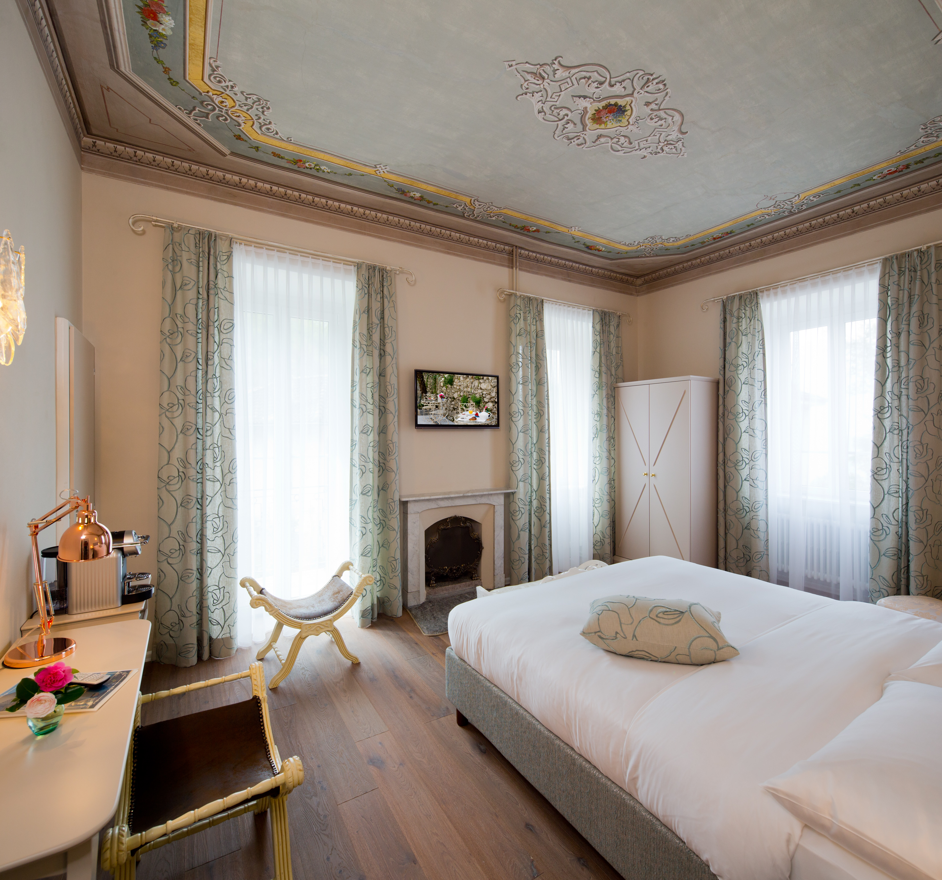 Albergo Villa Sarnia - rooms lookup 10