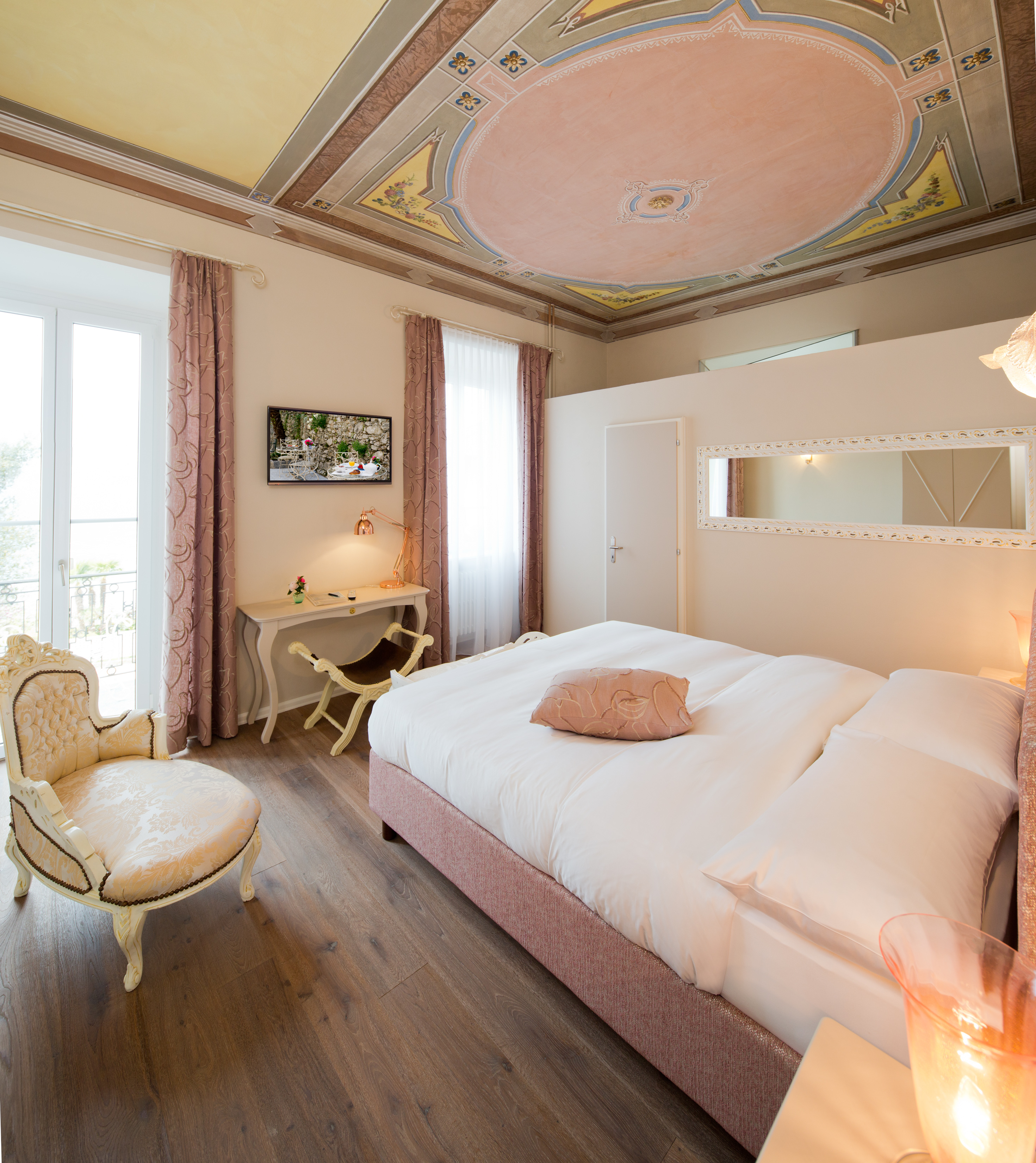 Albergo Villa Sarnia - rooms lookup 11