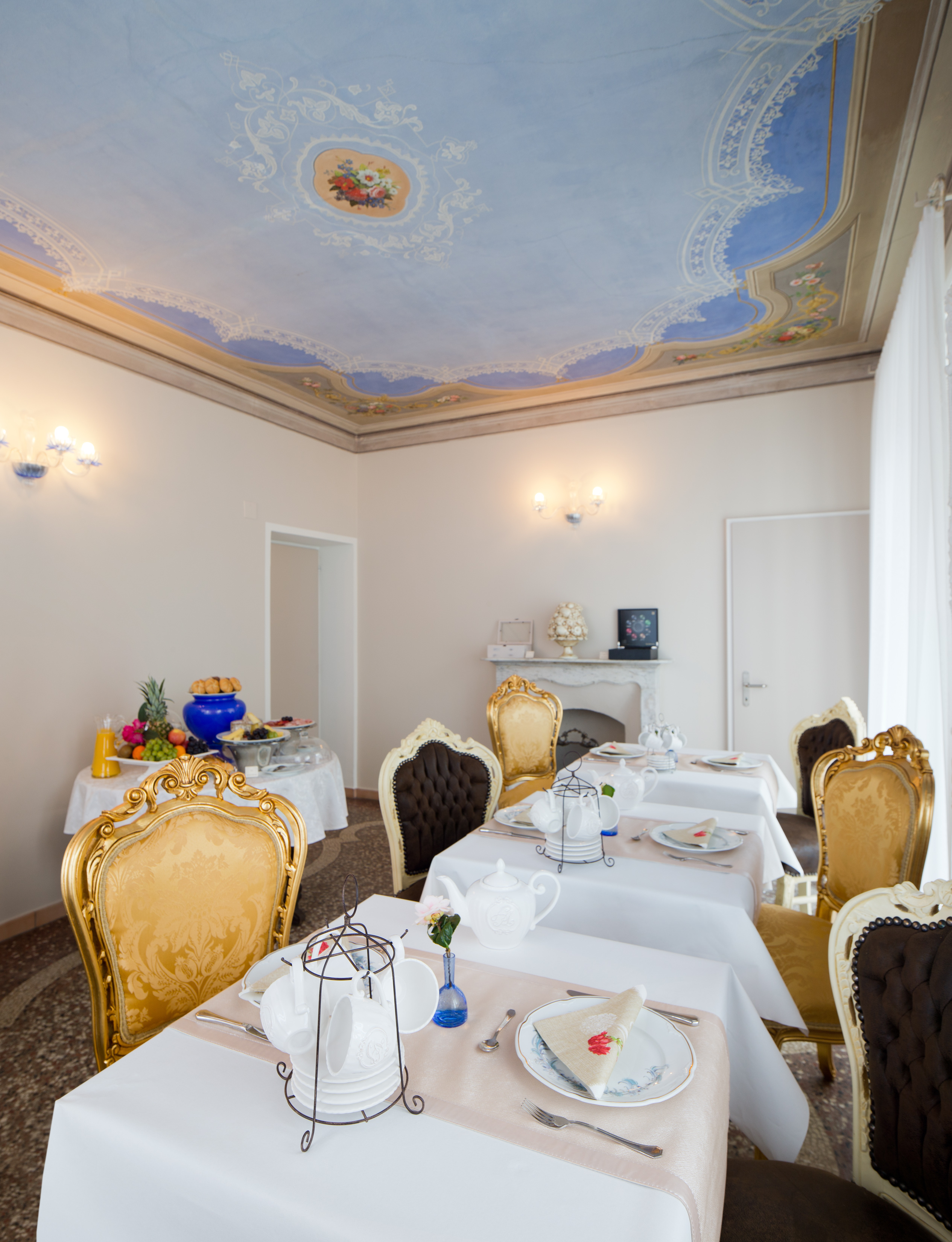 Albergo Villa Sarnia - rooms lookup 12