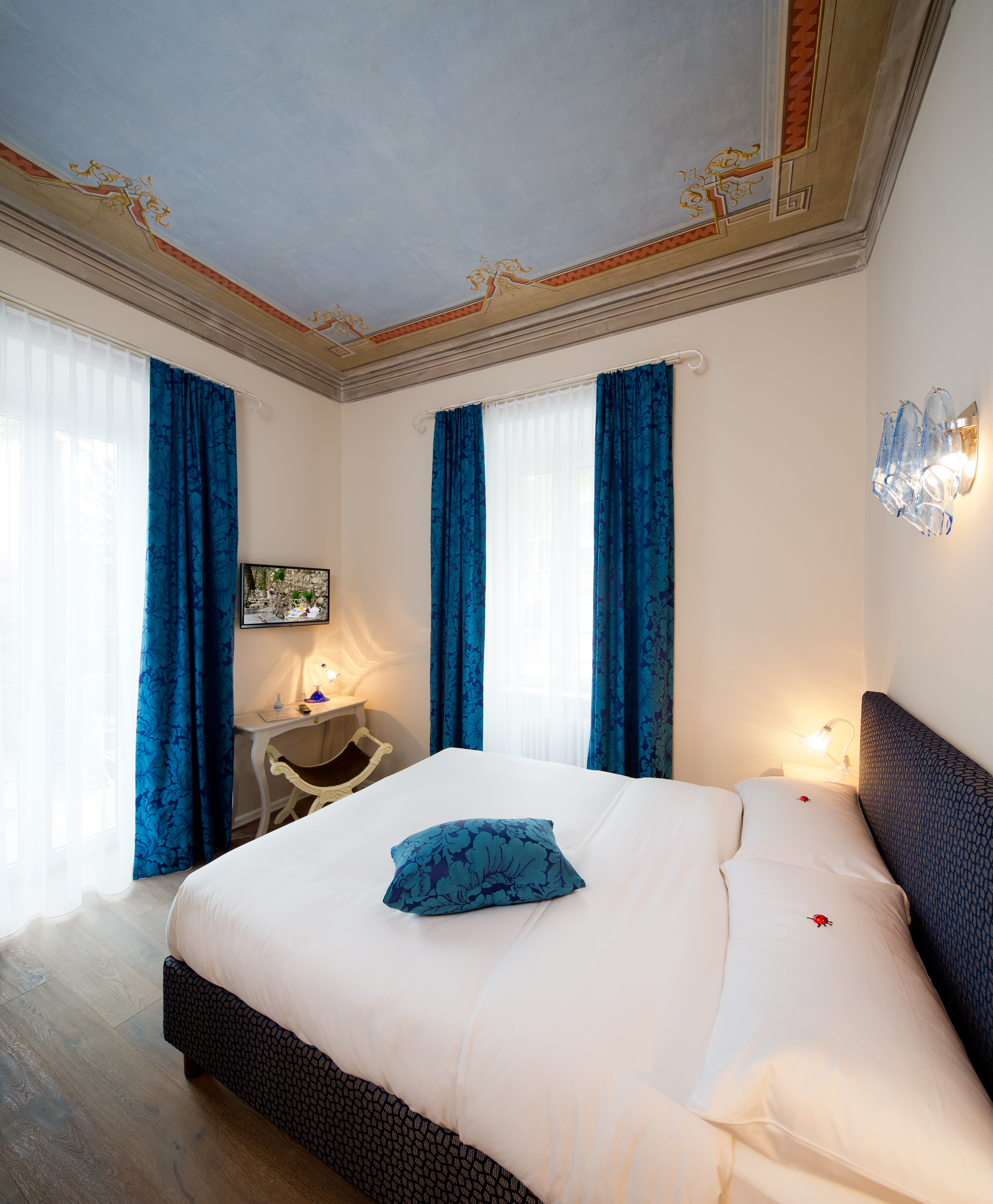 Albergo Villa Sarnia - rooms lookup 15
