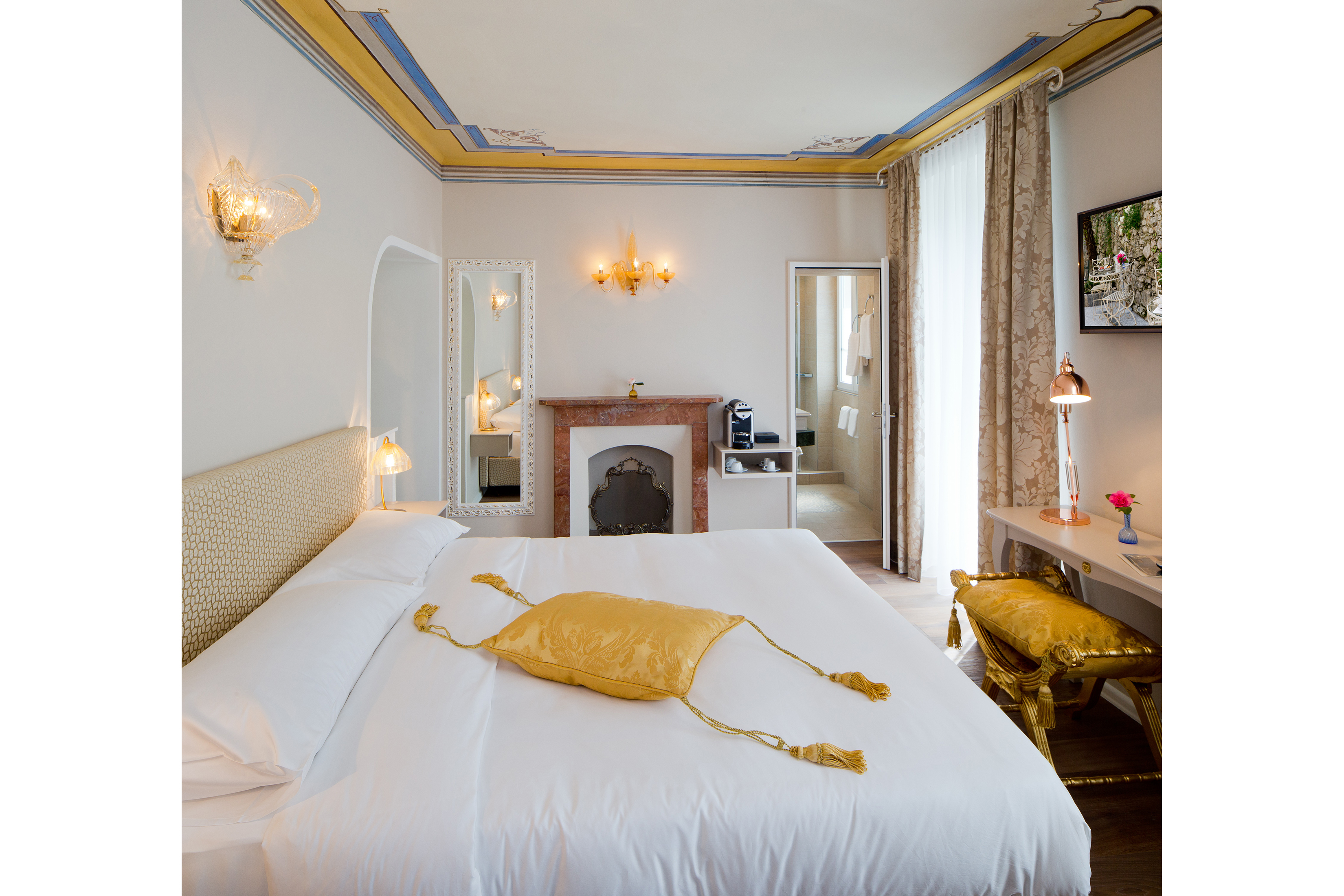 Albergo Villa Sarnia - rooms lookup 2