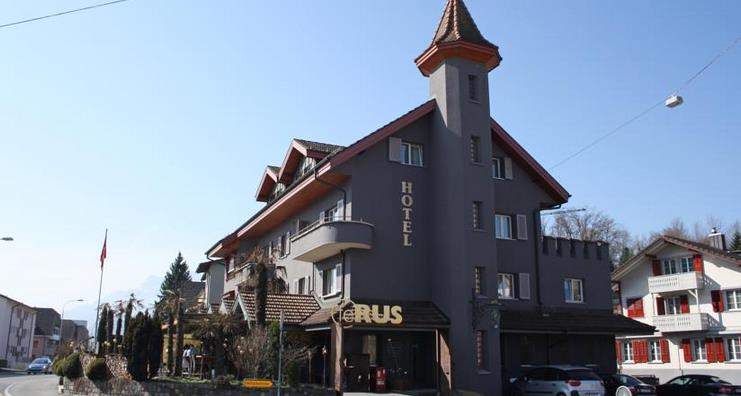 feRUS Hotel - rooms lookup 1