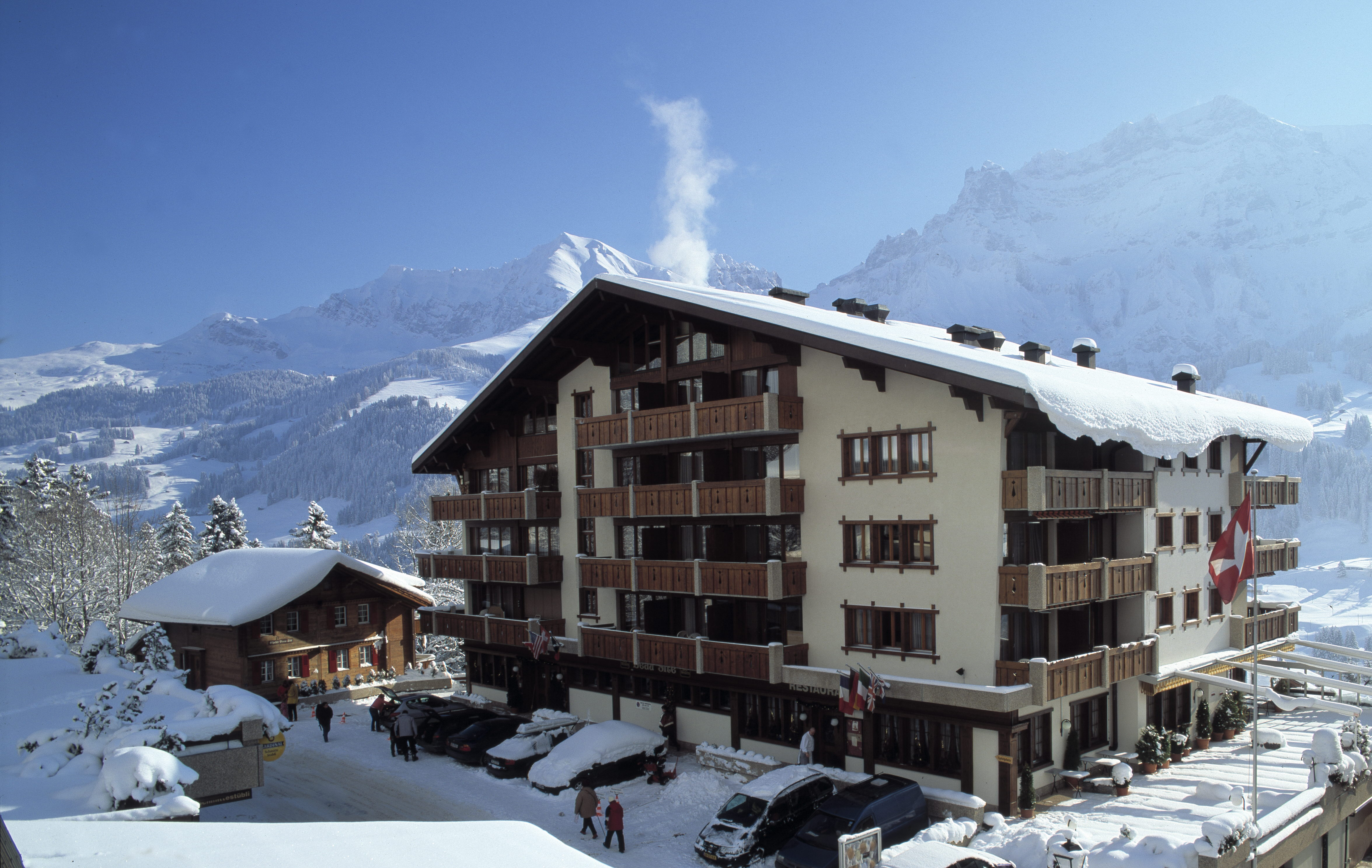 Hotel Beau-Site - Boutique Chalet - rooms lookup 58