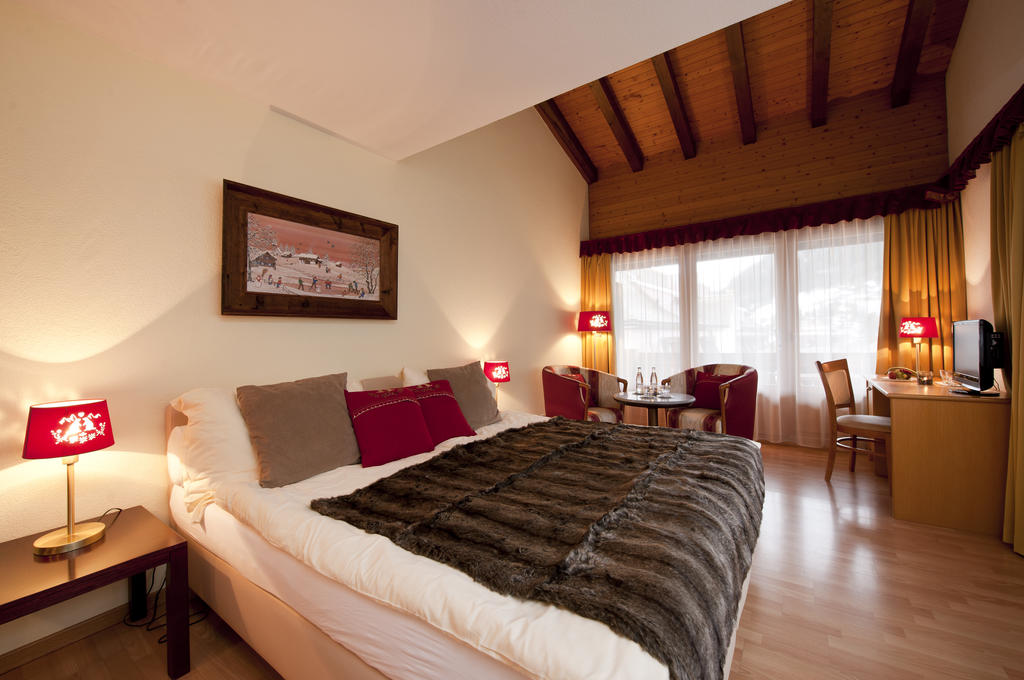 Hotel Beau-Site - Boutique Chalet - rooms lookup 8