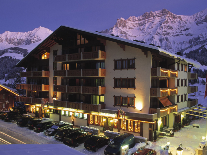 Hotel Beau-Site - Boutique Chalet - rooms lookup 1