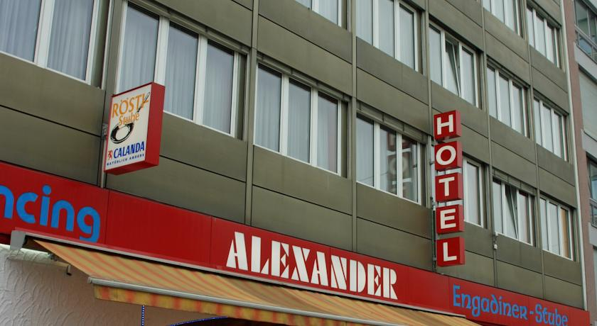 Alexander - rooms lookup 3