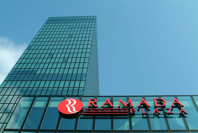 RAMADA PLAZA Basel - rooms lookup 1
