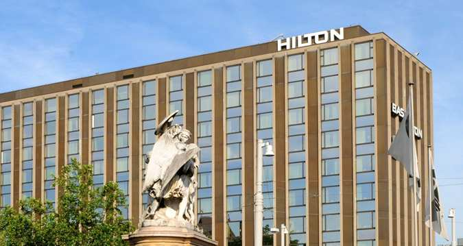 Hilton - rooms lookup 14