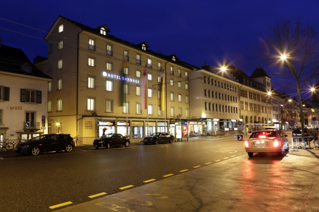 Best Western Hotel Bahnhof - rooms lookup 8