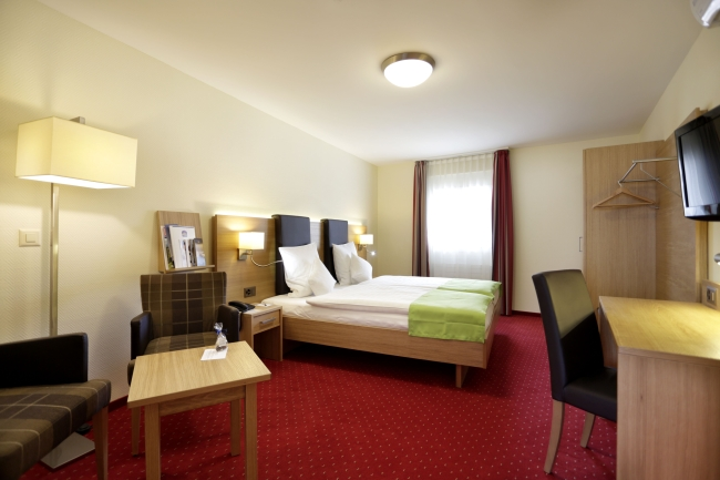 Best Western Hotel Bahnhof - rooms lookup 2
