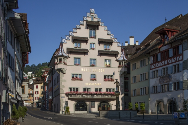 City-Hotel Ochsen Zug - rooms lookup 7