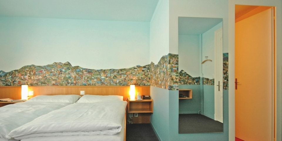 Hotel Krone Giswil - rooms lookup 1