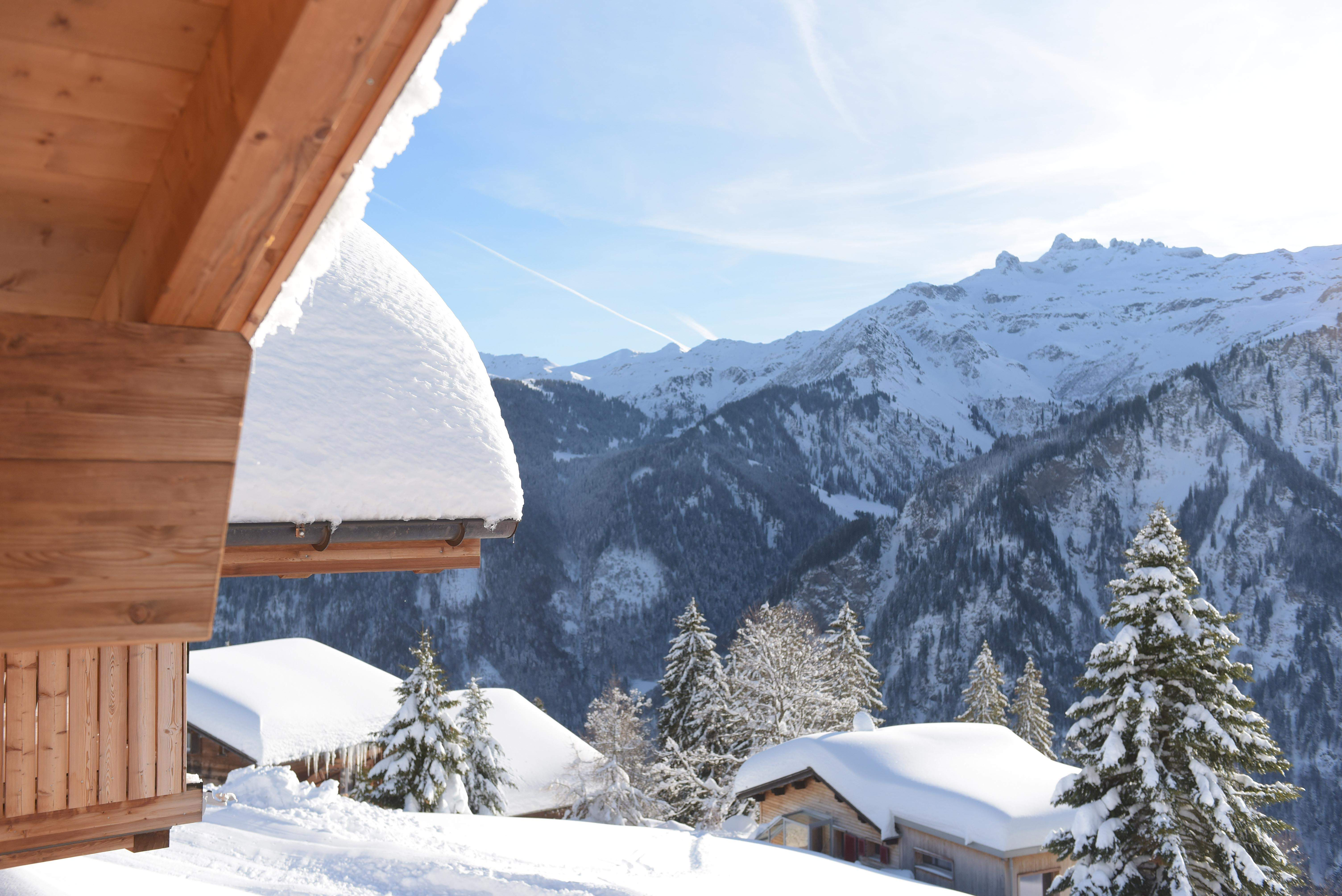 Boutique Chalet Hotel Ahorn - rooms lookup 6